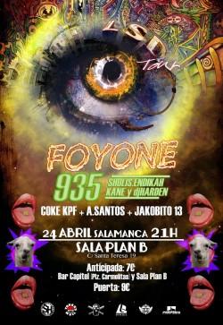 LSD Tour en Salamanca