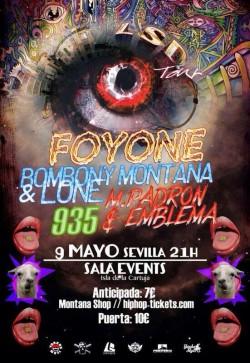 LSD Tour en Sevilla