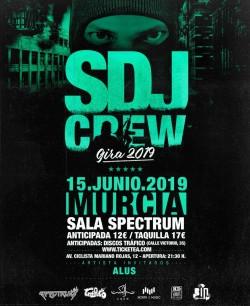La SDJ Crew en Murcia