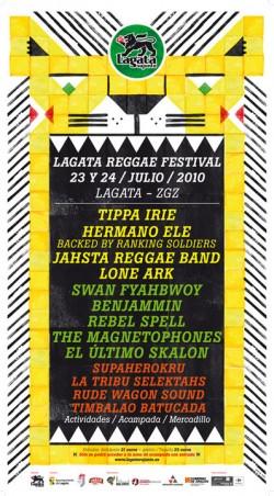 Lagata Reggae Festival 7ª Ed. 2010 (2)