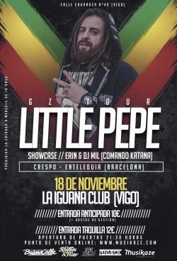 Little Pepe en Vigo