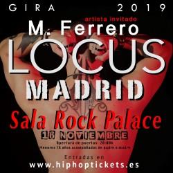 Locus en Madrid