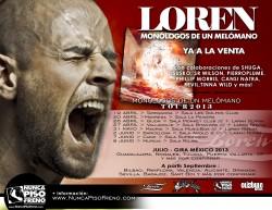 Loren en Madrid