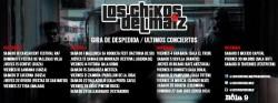 Los Chikos del Maíz - Gira de Despedida en Valladolid