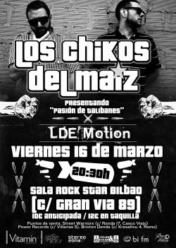 Los Chikos del Maíz en Bilbao