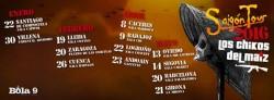 Los chikos del Maiz - Saigon Tour en Badajoz