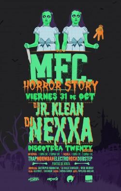 MFC Horror Story en Novelda