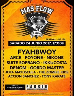 Mas Flow Festival en Humanes De Madrid