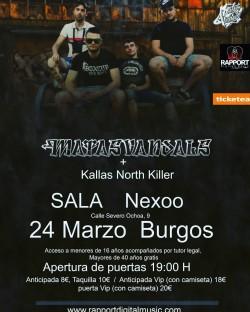 Matasvandals en Burgos