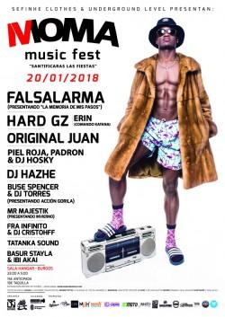 Moma Fest 4 en Burgos