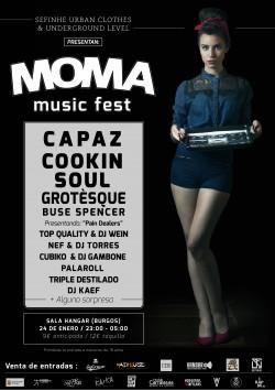 Moma Fest en Burgos
