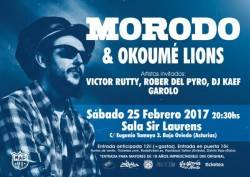 Morodo & Okoumé Lions en Oviedo