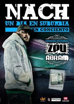 Nach, ZPU y Abram en Valladolid