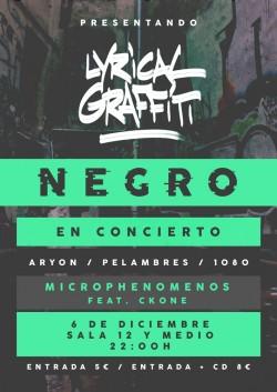 Negro, Aryon, Pelambres, 1080 y más en Murcia