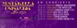 "Nestakilla presenta ""Crisálida"" en Barcelona"