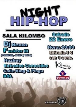 Night hip-hop en Cadiz en Jerez De La Frontera