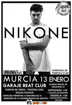 Nikone en Murcia