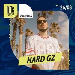 Nits de Vivers con Hard GZ en Valencia