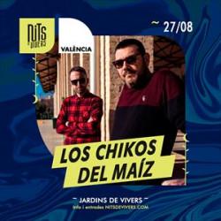 Nits de Vivers con Los Chikos del Maíz en Valencia