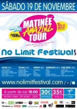 No limit festival en gijon en Gijón