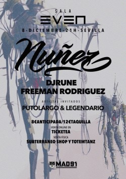 Nuñez en Sevilla