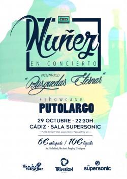 """Nuñez presenta """"Búsquedas eternas"""" en Cádiz"""
