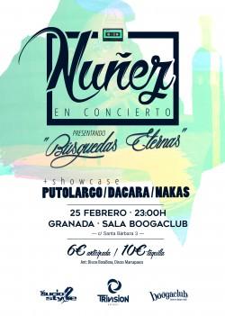 """Nuñez presenta """"Búsquedas eternas"""" en Granada"""