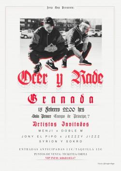 Ocer y Rade en Granada