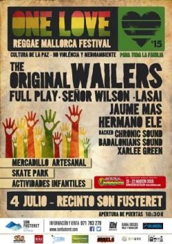 One Love reggae festival en Palma De Mallorca