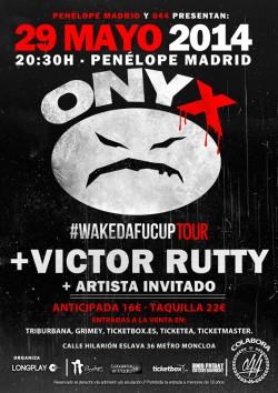 Onyx en Madrid