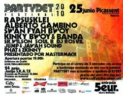 Partydet Festival 2010