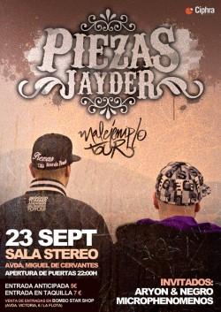 Piezas & Jayder en Murcia