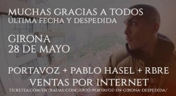 Portavoz & Pablo Hasel en Salt