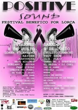 Positive sound en Murcia 1 en Totana