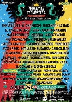 Primavera Trompetera 2018 (Día 2) en Jerez De La Frontera
