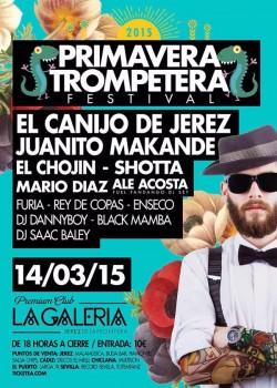 Primavera trompetera Festival en Jerez De La Frontera