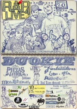 Rap 4 Live 2010 en Granada