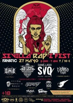 Rap-E Fest en Sevilla