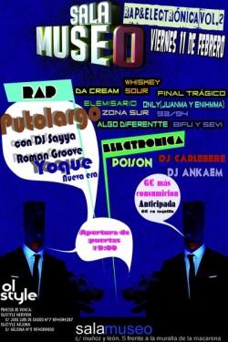 Rap & Electronica Vol. 2 en Sevilla