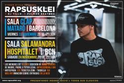 Rapsusklei en Mataró