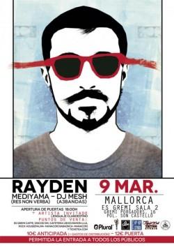 Rayden en Palma De Mallorca