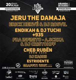 Real Lesson Fest en Aranda De Duero