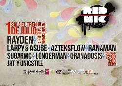 Redmic festival en Granada