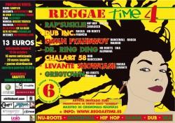 Reggae Time 4 en Alicante en Elche