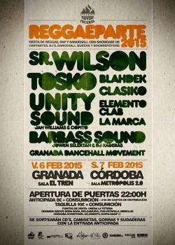 Reggaeparte 2015 en Córdoba