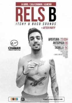 """Rels B. presenta """"Boys don't cry"""" en Almería"""