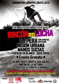 Rincón en lucha en Rincon De La Victoria