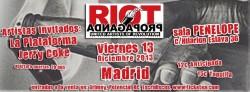 Riot Propaganda en Madrid