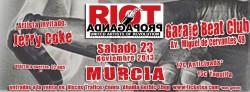 Riot Propaganda en Murcia