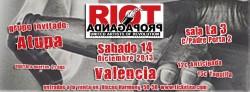 Riot Propaganda en Valencia